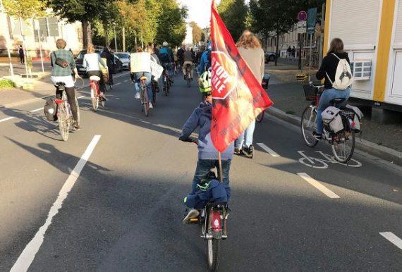 Radentscheid Braunschweig – Auf dem Weg in eine fahrradfreundliche Stadt