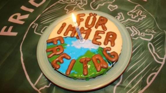 Happy birthday, fürimmerfreitag!